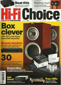 Hi-Fi News, январь 2013