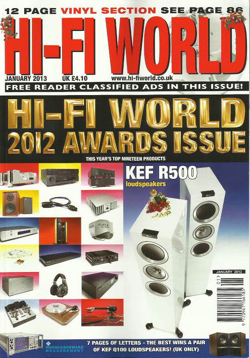 HiFi World 2013 january